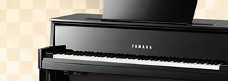 ポップスタイルピアノ